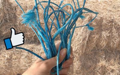 15 Façons Astucieuses de Réutiliser la Ficelle de Botte de Paille