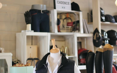 Témoignage : Marion, créatrice de la Sellerie En Cadence, la petite Boutique au service du Cheval et du Cavalier.