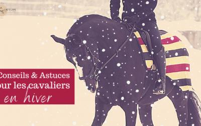 Survivre à l'Hiver Quand on Fait du Cheval – Part.3 : 9 Astuces pour les Cavaliers.