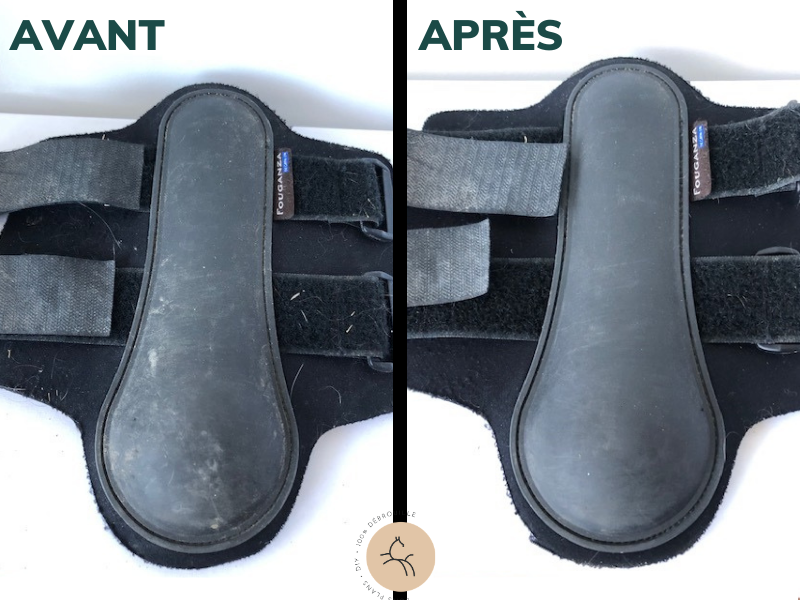 nettoyage protection cheval naturellement
